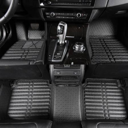 宝马X1X53系3207系加长5系GT 1系 X3 3系加长X65系加长皮革汽车全包围脚垫