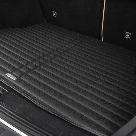 奔驰虎头奔A160B200C200LS级C级E级GLGLKML350皮革汽车尾箱垫后备箱垫