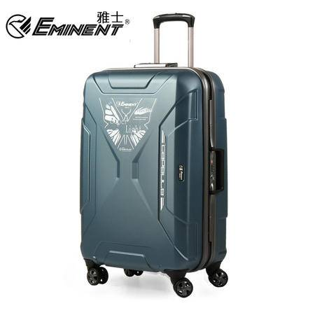 德国拜耳PC行李箱20寸旅行箱 雅士拉杆箱铝框 登机箱万向轮 9F7