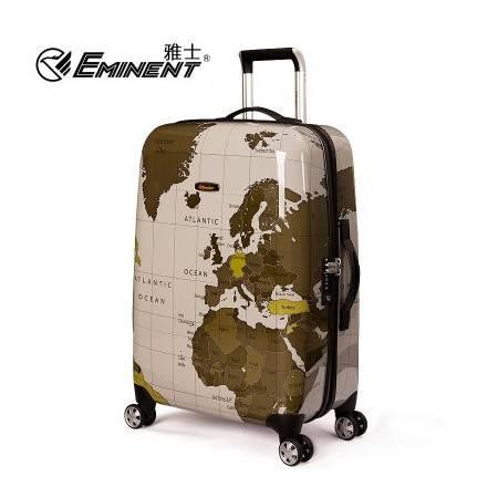Eminent雅士14年新品 行李箱男女 万向轮登机托运箱拉杆箱旅行箱KF32 24寸
