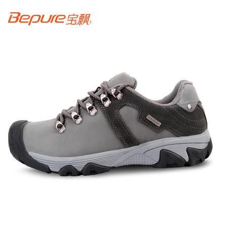 Bepure/宝飘 春夏款透气防滑耐磨户外登山鞋男鞋徒步运动越野跑鞋YS-380