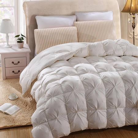 Cozzy蔻姿家纺至臻90%白鹅绒冬被1.8米