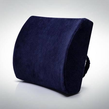 专柜正品授权汉妮威太空记忆腰靠办公室靠垫舒适透气