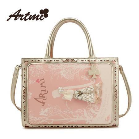 Artmi阿特密新款 女包甜美可爱潮流时尚童话淑女单肩包APF0139
