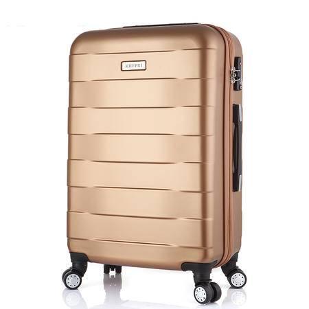 凯铂瑞精英派PC+ABS抗压行李箱24寸旅行箱 拉杆箱包
