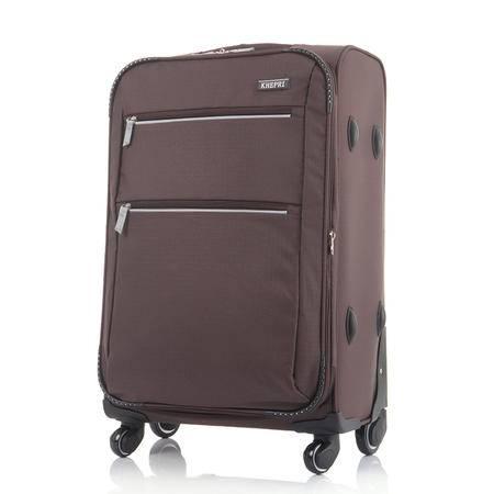 凯铂瑞轻旅者行李箱超轻拉杆箱行旅箱万向轮24寸男用女旅行托运出国