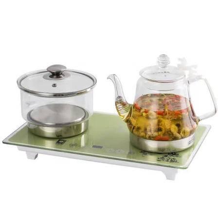 科思达玻璃电热水壶 壶底自动上水电茶炉KS809
