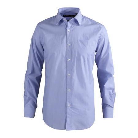占姆士男士新款正装商务职业纯棉长袖衬衫MC1ZC0018