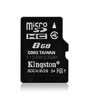 闪迪/SanDisk 8G-Class4 TF 存储卡原厂正品
