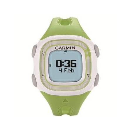 佳明/Garmin forerunner10浅绿色 GPS专业跑步运动手表防水男女士情侣腕表