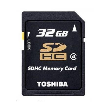 东芝/TOSHIBA 32G SD C4 存储卡