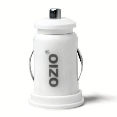 奥舒尔/OZIO EK20 2100mA迷你车载充电器两用车充
