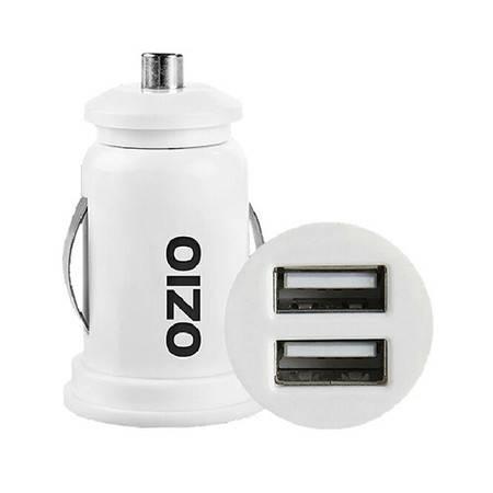 奥舒尔/OZIO EK30 双usb 车充 车用充电器 USB手机充电器