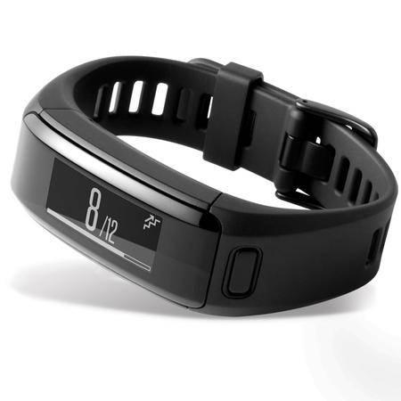佳明/Garmin vivosmart HR 黑色 智能光学心率手环