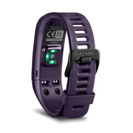 佳明/Garmin vivosmart HR 深紫色 智能光学心率手环