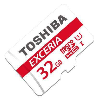 东芝/TOSHIBA  32G TF C10 存储卡48MB/S
