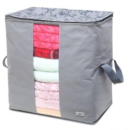毕加索 竹碳纤维 66升视窗型衣物收纳袋 整理袋 PS-2320--