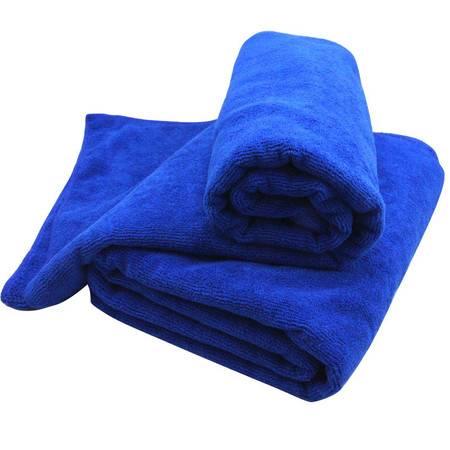 车旅伴 HQ-C1283 高质纤维擦车洗车毛巾 160*60cm 加厚2条装