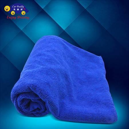 车旅伴 HQ-C1284 高质超细纤维擦车洗车毛巾 160*60cm 1条装