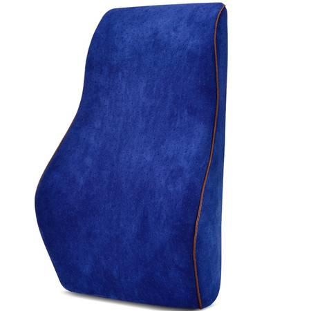 车旅伴 汽车用腰靠 太空记忆棉靠枕 背靠垫 车用办公用贴身护脊腰枕