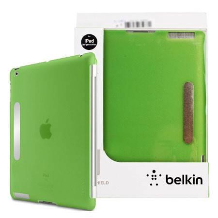 贝尔金iPad2/3/4  磁吸保护壳(绿色,半透明)F8N745qeC03