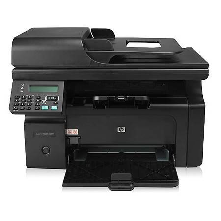 惠普(HP) LaserJet Pro MFP M128fn 黑白激光一体机 打印 复印 扫描 传真