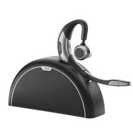 捷波朗 Jabra MOTION™ UC 蓝牙耳机(含旅行充电套件)适用于统一通信