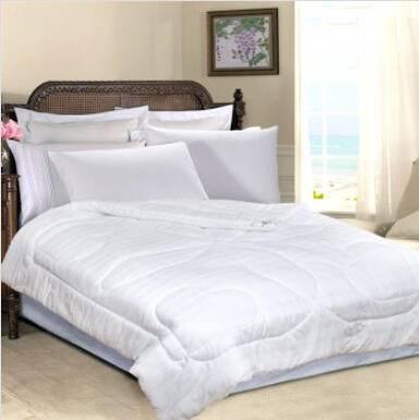3M 欣沃姆Thinwarm 床品家纺被芯 全棉高效暖绒舒暖双人被子 200*230CM Z3002