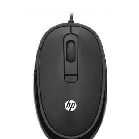 惠普(HP)FM310 黑色有线鼠标 L4J28PA#AB2