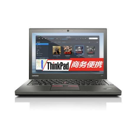 联想(ThinkPad)X260(20F6A004CD) 12.5英寸笔记本电脑