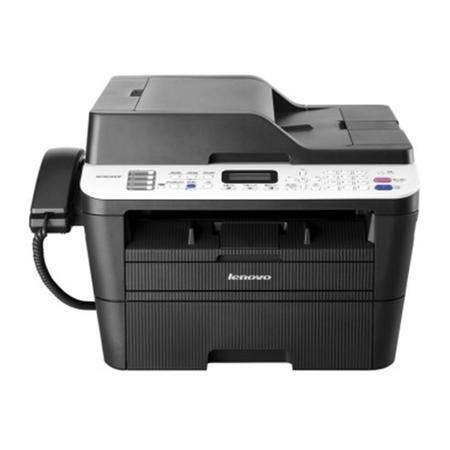 联想(Lenovo)M7655DHF 黑白激光一体机(打印 复印 扫描 传真)