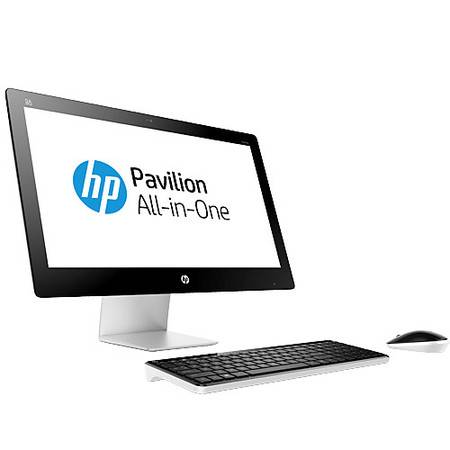 惠普(HP)Pavilion 23-q052cn 23英寸台式多功能一体机电脑(i5-4460T 8
