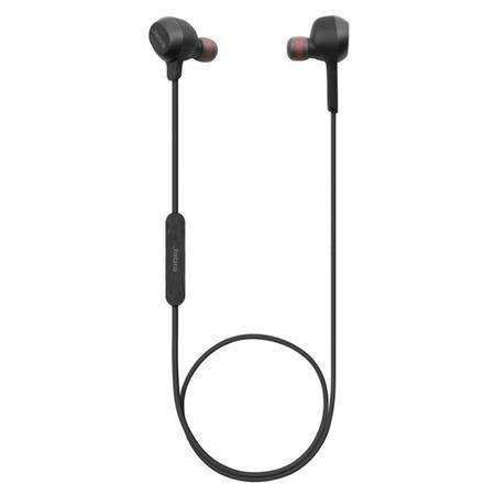 捷波朗(Jabra)ROX洛奇智能无线蓝牙运动双耳 立体声 入耳耳机 黑色