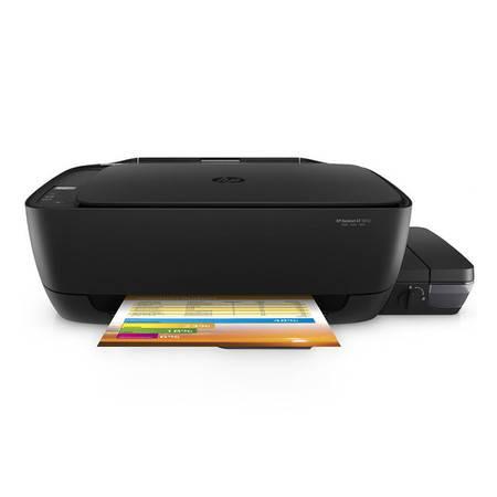 惠普(HP)DeskJet GT 5810 惠省加墨式高容量一体机 打印机