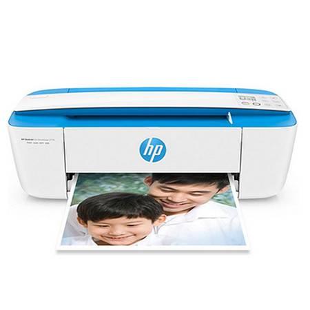 惠普小Q HP DESKJET 3778惠省系列无线打印一体机