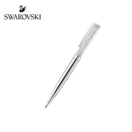 施华洛世奇(Swarovski)水晶圆珠笔 银色 5224384