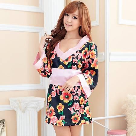 包邮 成人之美 女装情趣日式和服套装内衣 8046