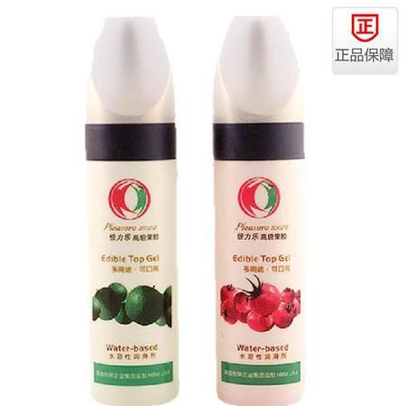 倍力乐果胶润滑液润滑剂 苹果/番茄可食用80g