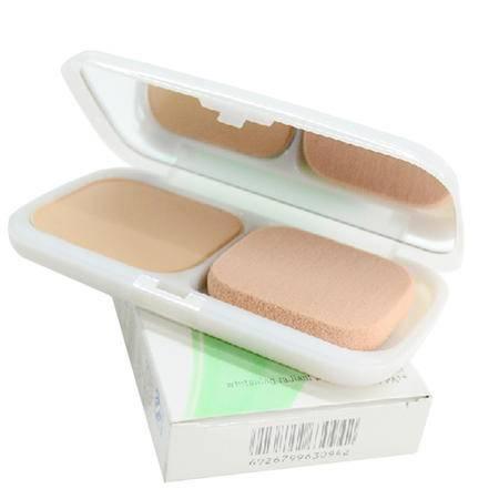 泊美 植物臻白系列凝皙莹透粉饼9g 3色 正品 美白保湿提亮肤色 遮瑕