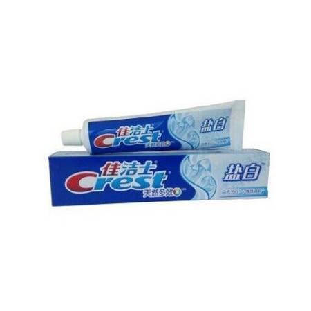 佳洁士盐白牙膏 (清爽薄荷香型)90克