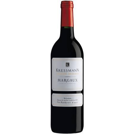 科瑞丝曼玛歌珍酿红葡萄酒750ml  法国波尔多 原瓶进口