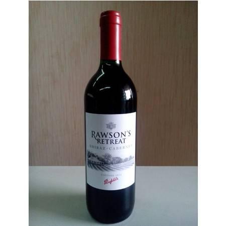 洛神山庄设拉子赤霞珠红葡萄酒750ml  原瓶进口