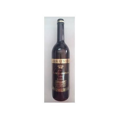 路斯恭德斯(Los Condes)干红葡萄酒