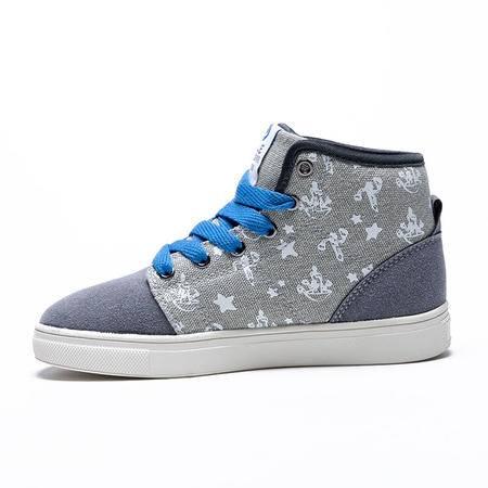 正品金贝勒新款童鞋男女童轻便运动鞋正品