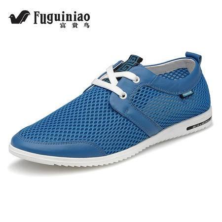正品男士网布鞋 时尚休闲透气鞋 潮流低帮男鞋 单鞋