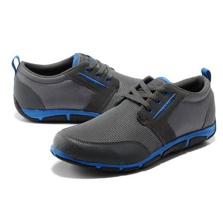 户外登山休闲鞋徒步鞋男鞋轻便耐磨透气抗冲力网布鞋