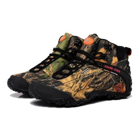 新款高帮户外鞋徒步登山鞋休闲男女鞋英伦时尚跑鞋旅游鞋