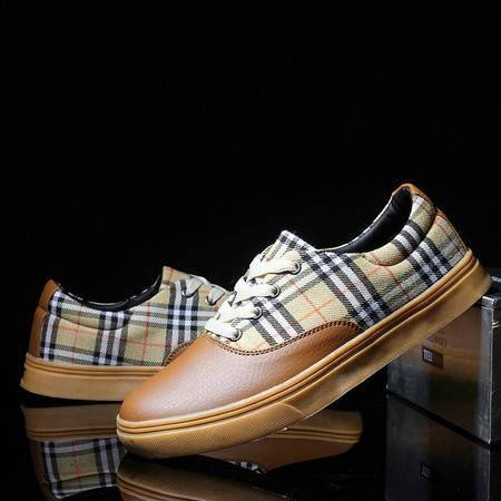 春秋新款男士潮鞋嘻哈韩版男鞋子街舞鞋板鞋非主流时尚男士鞋