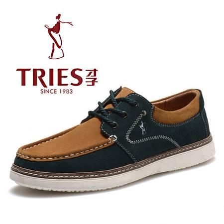 夏季新款时尚男鞋休闲舒适男鞋平底鞋