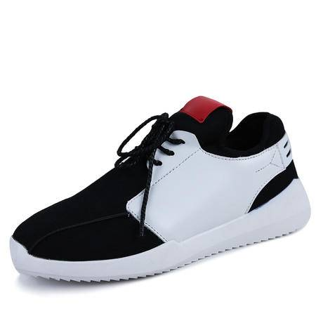 马威斯途2015春夏季潮鞋男鞋布面透气男士运动鞋子青年潮流板鞋增高休闲鞋